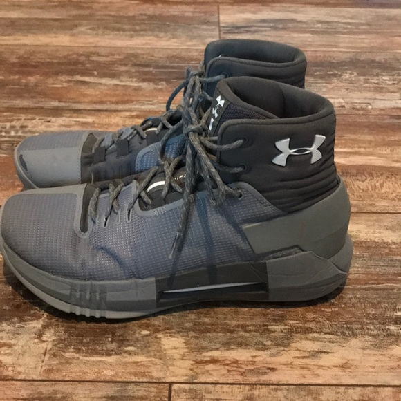4ed0cfaa under armour basketball shoes high top